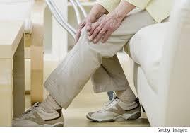 Dolor de rodilla en anciano